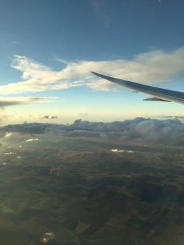 Landeanflug Brisbane <3